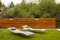 horizontal wood fence How A Horizontal Wood Fence Can Impact The Landscape And Décor Around It