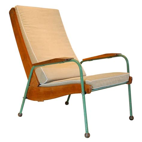 jean prouve visiteur lounge chair 1942 at 1stdibs