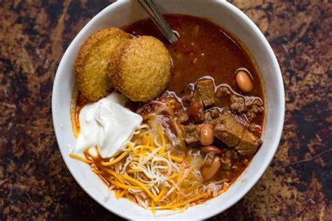 This tender, flavorful instant pot prime rib is an excellent choice for special occasions or holiday meals, as it serves four generous portions. Easy Steak Chili | Leftover Prime Rib, leftover steak ...