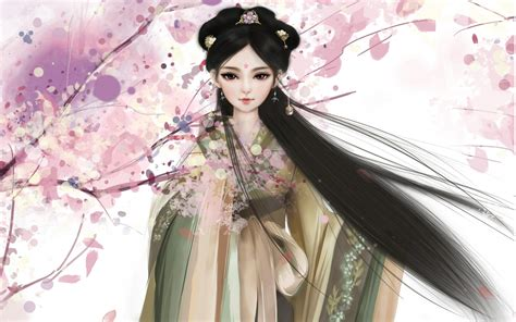Anime Geisha Wallpaper - geisha wallpaper wall wallpapersafari