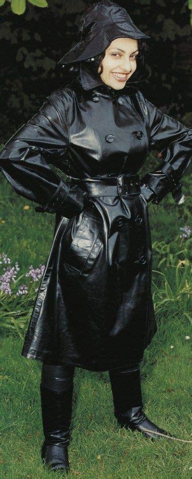 beautiful sbr trench coat spy queen  femmes seules