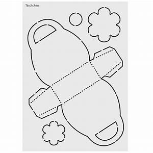 Geschenkverpackung Basteln Vorlage : design schablone nr 7 t schchen din a4 schablonen ~ Lizthompson.info Haus und Dekorationen