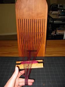 18th Century Tape Loom