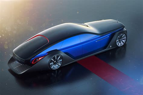 Exterion Concept Takes Sweptail Design Into The Future