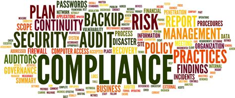 information security policy consulting