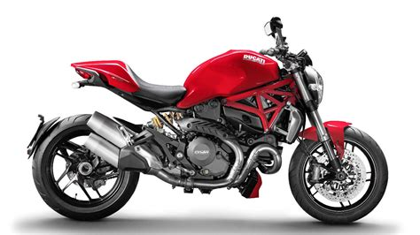 2017 Ducati Monster 1200 / 1200 S / 1200 R Review
