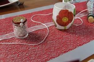Tischdeko Rot Weiß : tischdeko rot wei alltag ~ Indierocktalk.com Haus und Dekorationen
