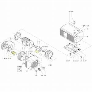 Vacuum Pump Schematic