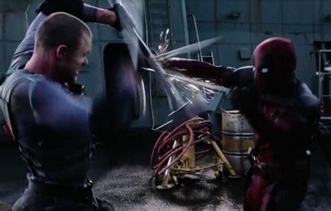 Deadpool Vs. Ajax Wins Best Fight At Mtv Movie Awards