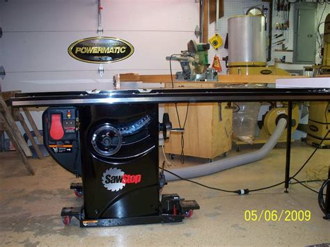 Sawstop Cabinet Saw Used by Review Review Of The Sawstop Professional Cabinet Saw