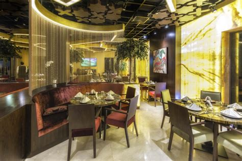 sargon restaurant  space dubai uae