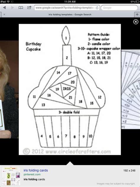 iris folding templates 105 best images about iris paper folding on
