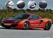 Mclaren P1 Top Speed Mph by 2014 Mclaren P1 Top Speed