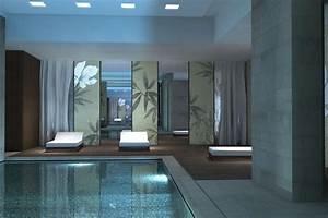 la piscine interieure un reve pour profiter de leau With amenagement petit jardin avec piscine 6 piscine de luxe pour une residence de prestige design feria