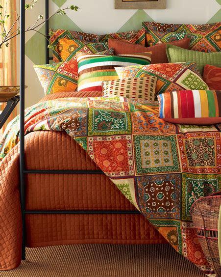 quilt bandana bedding on the hunt