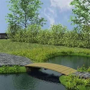 Brücke Für Gartenteich : naturagart shop br cke 100 cm x 200 cm online kaufen ~ Whattoseeinmadrid.com Haus und Dekorationen