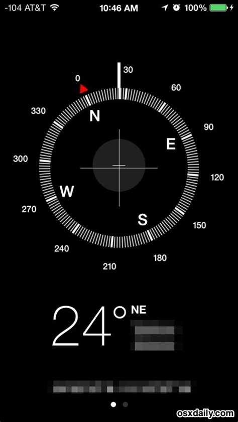 how to use iphone compass 3 awesome built in utilities make your iphone a multi tool