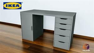 Ikea Schreibtisch Alex : ikea schreibtisch gustav ~ Orissabook.com Haus und Dekorationen
