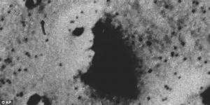 Face on Mars - Gandhi's profile 'appears' on Red Planet ...