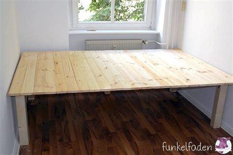 schlafzimmer bett selber bauen ein einfaches bett aus holz selber bauen anleitungen do