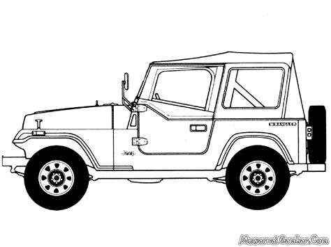 Gambar Mobil Gambar Mobiljeep Renegade by Gambar Sketsa Mobil Jeep Sobsketsa
