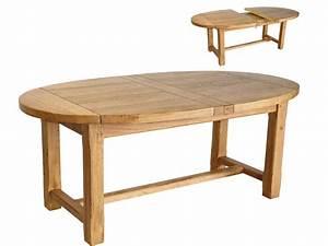 Table Extensible But : table extensible ovale maeva en ch ne massif 50894 ~ Teatrodelosmanantiales.com Idées de Décoration