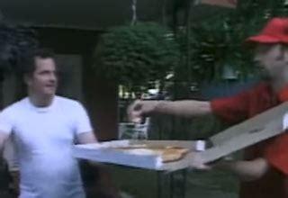 Pizza Delivery Amateur Flash