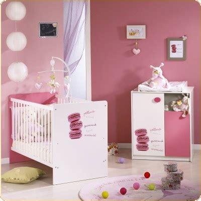 chambre sauthon sydney pack duo chambre bébé fille macaron lit 60 x 120 cm