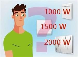 comment calculer la puissance ideale de vos radiateurs With calculer la puissance electrique d une maison