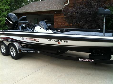 Fishing Boat For Sale Phoenix by 2012 Phoenix 921 Proxp Bass Boat For Sale Buy Sell
