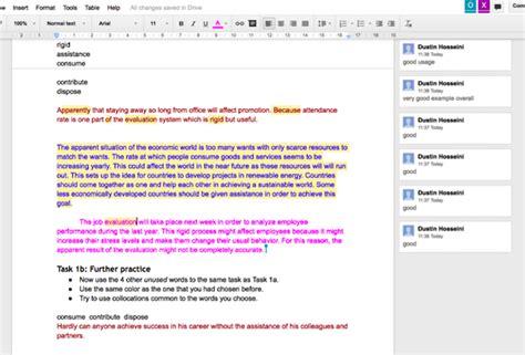 docs google word microsoft vs writing collaboration match research death makeuseof