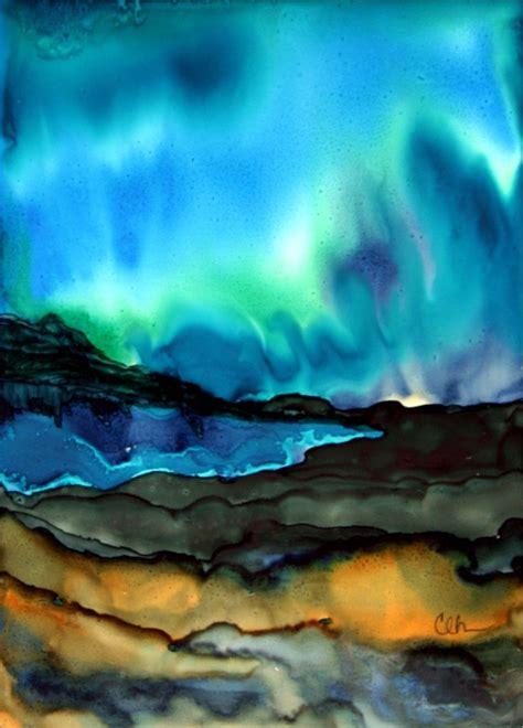 Abstract Alcohol Ink Abstract Alcohol Ink Abstract Art
