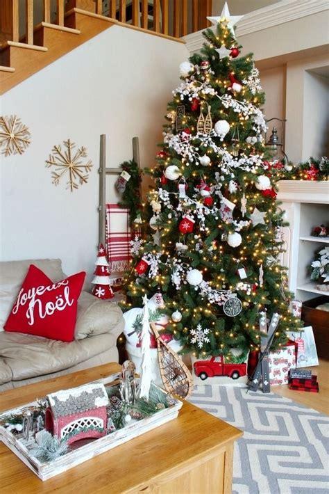 christmas tree decoration ideas  themes mums  lists