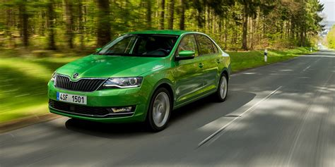 skoda rapid detailed   september