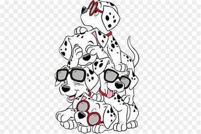 101 Dalmatian Cruella Puppy Vil Dog Dalmatians