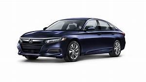 2020 Honda Accord Lx Obsidian Blue Pearl
