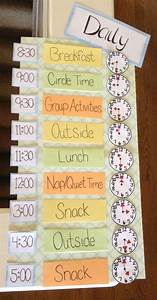 Daily Schedule Chart Child Care Schedule For Toddlers Google Search Daycare