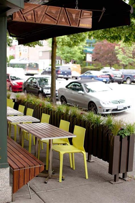 1000 ideas about outdoor restaurant design on