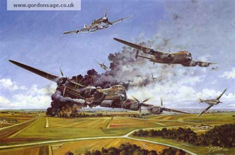 level lancaster raid  augsberg