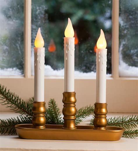 25 unique led window candles ideas on window
