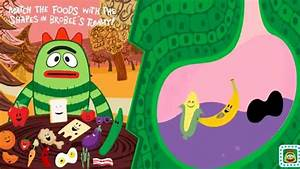 Nick JR Yo Gabba Gabba Party In My Tummy - Cartoon Movie ...