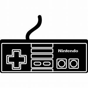 Nintendo Game Control Icons Free Download