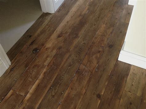 Reclaimed Pine Floors   British Wood Flooring