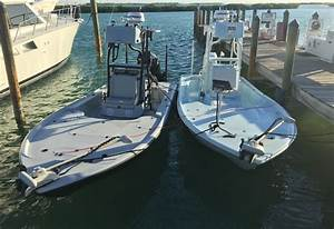 Tom and Richs 24 Yellowfin Bay Boats — Saltwater ...