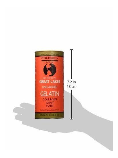 Gelatin Alkaline Healthy Recipes Plans Collagen Protein