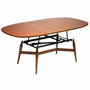 Table Basse Nordique : qu 39 en est il de la table basse scandinave relevable ~ Teatrodelosmanantiales.com Idées de Décoration