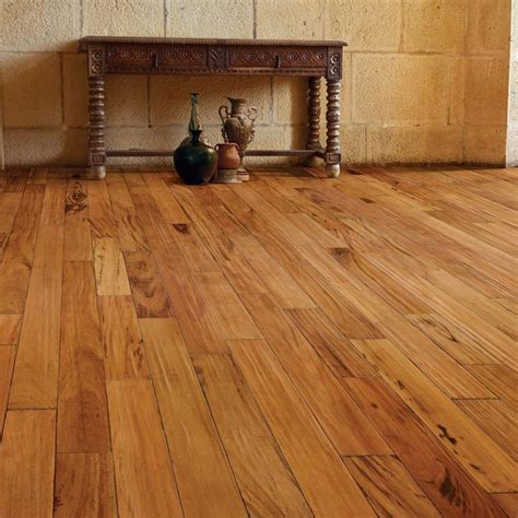 IndusParquet Tigerwood Hardwood Flooring