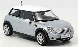 Mini Cooper Grise : mini cooper d miniature grise 2006 autoart 1 43 voiture ~ Maxctalentgroup.com Avis de Voitures