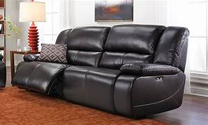 Jamison leather power reclining sofa the dump luxe for Leather sectional sofa the dump