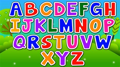 Abc Song  Alphabet Song Youtube